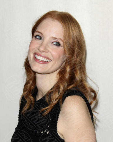Jessica Chastain - Westwood - 14-10-2017 - Sarah Jessica Parker & Co.: quante star per Ava DuVernay