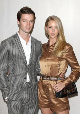 Abby Champion, Patrick Schwarzenegger - Westwood - 14-10-2017 - Sarah Jessica Parker & Co.: quante star per Ava DuVernay