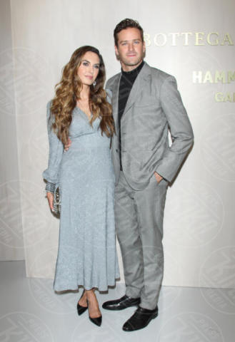 Elizabeth Chambers, Armie Hammer - Westwood - 14-10-2017 - Sarah Jessica Parker & Co.: quante star per Ava DuVernay