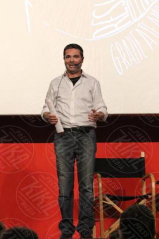 Saverio Tommasi - Napoli - 16-10-2017 - Roberto Saviano presenta Un Bacio Feroce con Saverio Tommasi