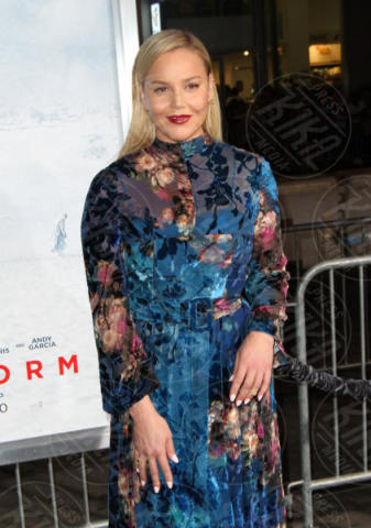 Abbie Cornish - Los Angeles - 16-10-2017 - Gerard Butler e Abbie Cornish scatenano una tempesta a Hollywood