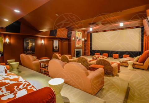 villa Harvey Weinstein - East Hampton - 17-10-2017 - Sognare non costa nulla, le sale cinema domestiche dei vip