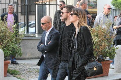Funerali Franchino Tuzio, Alessandro Cattelan - Milano - 17-10-2017 - Le star italiane danno l'estremo saluto a Franchino Tuzio