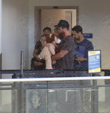 Chris Hemsworth, Elsa Pataky - LA - 17-10-2017 - Chris Hemsworth, meglio il matrimonio che la carriera