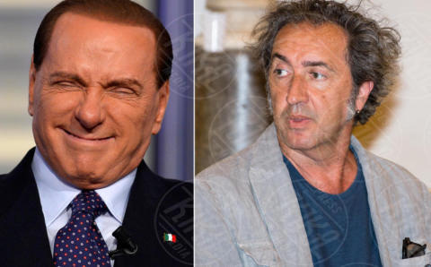 Silvio Berlusconi, Paolo Sorrentino - Milano - 18-10-2017 - Loro: svelata la data del film di Sorrentino su Berlusconi