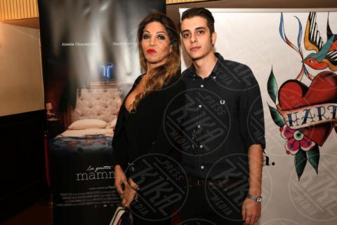 Andrea Grasso, Alessia Cinquegrana - Napoli - 19-10-2017 - La prima trans italiana (convolata a nozze) debutta al cinema