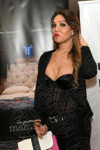 Alessia Cinquegrana - Napoli - 19-10-2017 - La prima trans italiana (convolata a nozze) debutta al cinema