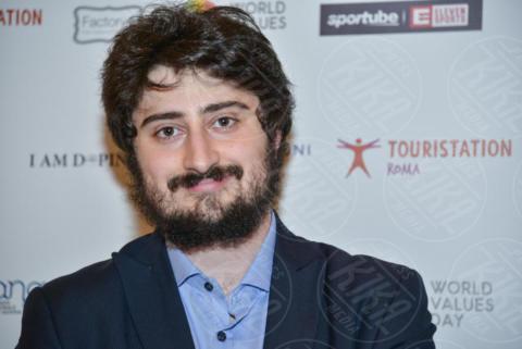 Edoardo Baietti - Roma - 19-10-2017 - Sfilano le star con i valori agli Italians Values Awards