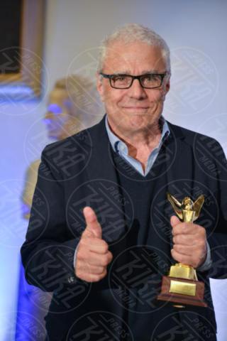 Darwin Pastorin - Roma - 19-10-2017 - Sfilano le star con i valori agli Italians Values Awards