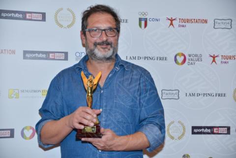 Alessandro Valori - Roma - 19-10-2017 - Sfilano le star con i valori agli Italians Values Awards