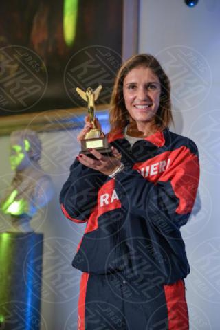 Arianna Errigo - Roma - 19-10-2017 - Sfilano le star con i valori agli Italians Values Awards