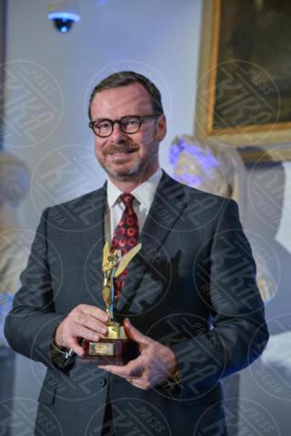 Jonathan Doria Pamphili - Roma - 19-10-2017 - Sfilano le star con i valori agli Italians Values Awards