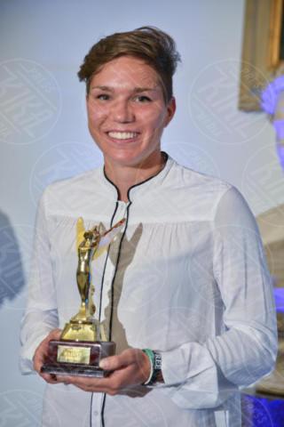 Elena Linari - Roma - 19-10-2017 - Sfilano le star con i valori agli Italians Values Awards