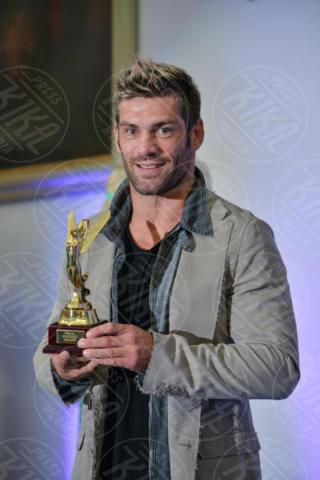 Clemente Russo - Roma - 19-10-2017 - Sfilano le star con i valori agli Italians Values Awards