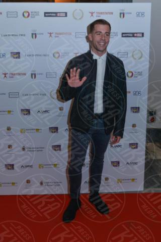 Edoardo Purgatori - Roma - 19-10-2017 - Sfilano le star con i valori agli Italians Values Awards