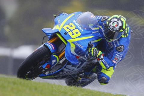 Andrea Iannone - Phillip Island - 21-10-2017 - Moto Gp: a Dovizioso tocca inseguire dalla 11esima posizione