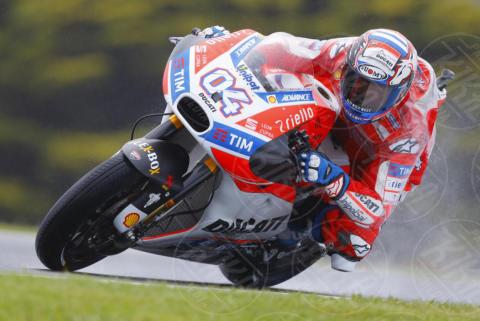 Andrea Dovizioso - Phillip Island - 21-10-2017 - Moto Gp: a Dovizioso tocca inseguire dalla 11esima posizione