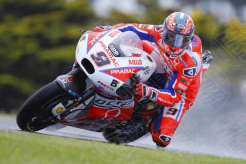 Danilo Petrucci - Phillip Island - 21-10-2017 - Moto Gp: a Dovizioso tocca inseguire dalla 11esima posizione