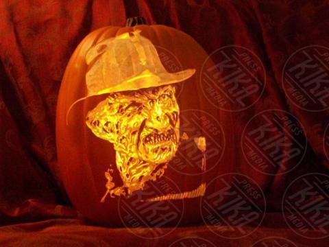 Alex Wer, Freddy Krueger - 20-10-2017 - Alex Wer, il mago delle zucche intagliate di Halloween!