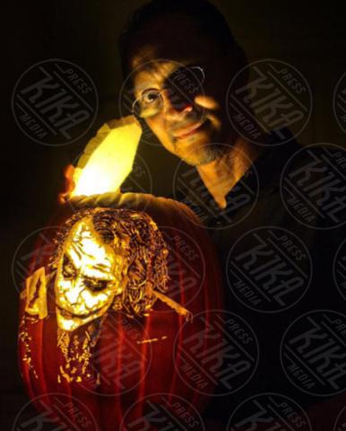 Alex Wer, Joker - 20-10-2017 - Alex Wer, il mago delle zucche intagliate di Halloween!
