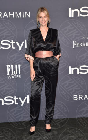 January Jones - Los Angeles - 23-10-2017 - Elle Fanning: Marilyn Monroe da capo a piedi agli InStyle Awards