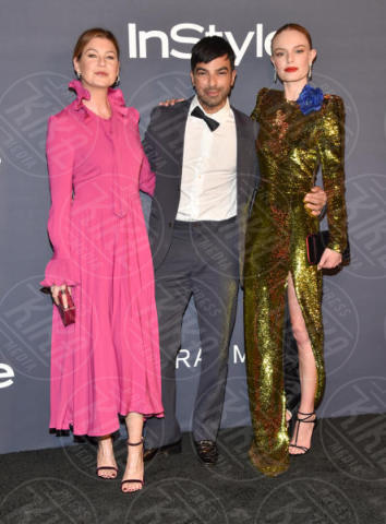 Harry Josh, Kate Bosworth, Ellen Pompeo - Los Angeles - 23-10-2017 - Elle Fanning: Marilyn Monroe da capo a piedi agli InStyle Awards