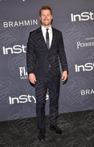 Glen Powell - Los Angeles - 23-10-2017 - Elle Fanning: Marilyn Monroe da capo a piedi agli InStyle Awards