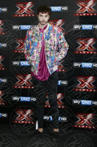 Lorenzo Bonamano - Milano - 24-10-2017 - X-Factor 11: ecco chi è il primo eliminato