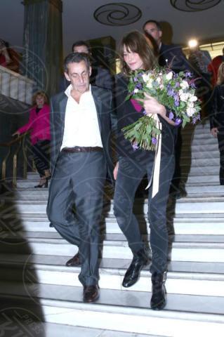 Nicolas Sarkozy, Carla Bruni - Atene - 22-10-2017 - Carla Bruni a Verissimo: