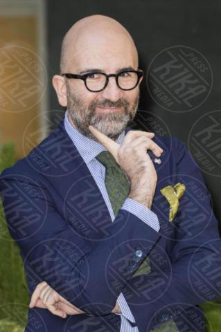 Donato Carrisi - Roma - 24-10-2017 - La Ragazza nella Nebbia, a Roma è il giorno di Jean Reno