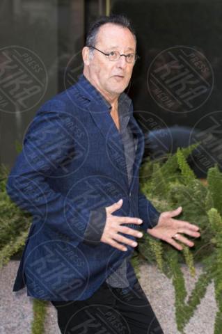 Jean Reno - Roma - 24-10-2017 - La Ragazza nella Nebbia, a Roma è il giorno di Jean Reno