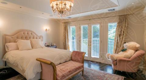 Villa Serena Williams - Bel Air - 25-10-2017 - Sognare non costa nulla, le camere da letto dei vip
