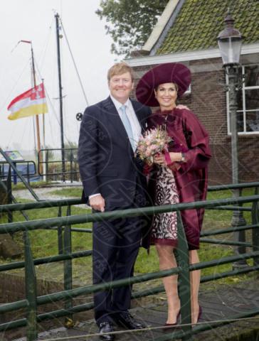 Regina Maxima d'Olanda, Re Willem-Alexander d'Olanda - 24-10-2017 - Maxima d'Olanda, meglio l'originale o il ritratto?