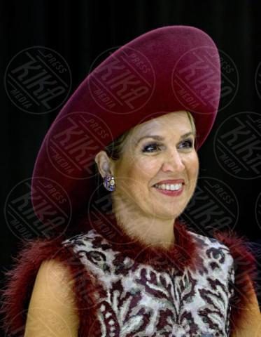 Regina Maxima d'Olanda - Amersfoort - 24-10-2017 - Maxima d'Olanda, meglio l'originale o il ritratto?