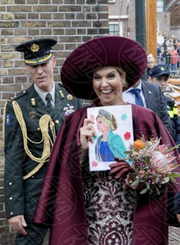Regina Maxima d'Olanda - 24-10-2017 - Maxima d'Olanda, meglio l'originale o il ritratto?