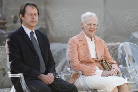Luca Bergamo, Regina Margherita di Danimarca - Roma - 26-10-2017 - Margherita II di Danimarca a Roma, una Regina al Foro di Cesare