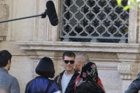 Miguel Angel Silvestre - Napoli - 26-10-2017 - Sense8, è Napoli la città dove si gira il finale della serie