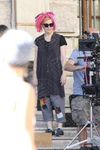 Lana Wachowski - Napoli - 26-10-2017 - Sense8, è Napoli la città dove si gira il finale della serie
