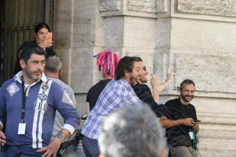 Sense8, Lana Wachowski - Napoli - 26-10-2017 - Sense8, è Napoli la città dove si gira il finale della serie