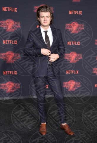 Joe Keery - Westwood - 27-10-2017 - Stranger Things atto secondo: la premiere hollywoodiana