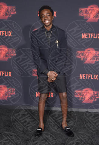 Caleb McLaughlin - Westwood - 27-10-2017 - Stranger Things atto secondo: la premiere hollywoodiana