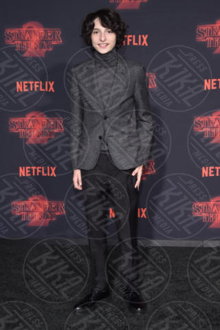 Finn Wolfhard - Westwood - 27-10-2017 - Stranger Things atto secondo: la premiere hollywoodiana