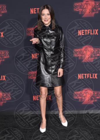 Millie Bobby Brown - Westwood - 27-10-2017 - Stranger Things, la candela che