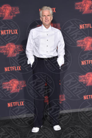 Matthew Modine - Westwood - 27-10-2017 - Stranger Things atto secondo: la premiere hollywoodiana