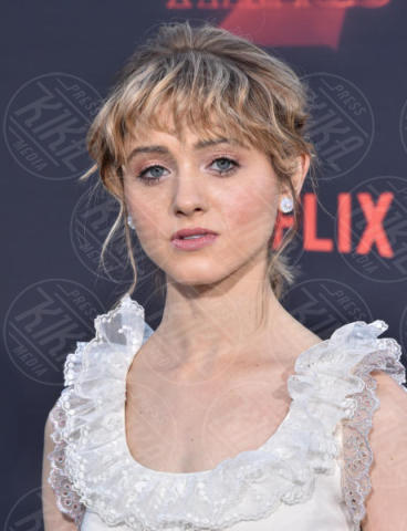 Natalia Dyer - Westwood - 27-10-2017 - Stranger Things atto secondo: la premiere hollywoodiana