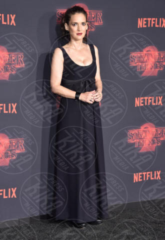 Winona Ryder - Westwood - 27-10-2017 - Stranger Things atto secondo: la premiere hollywoodiana