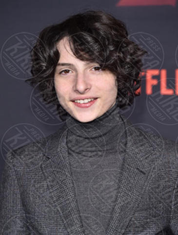 Finn Wolfhard - Westwood - 26-10-2017 - Stranger Things atto secondo: la premiere hollywoodiana