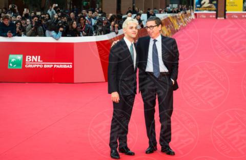 Xavier Dolan - Roma - 27-10-2017 - Festival del Cinema di Roma: il carisma di Dolan sul red carpet