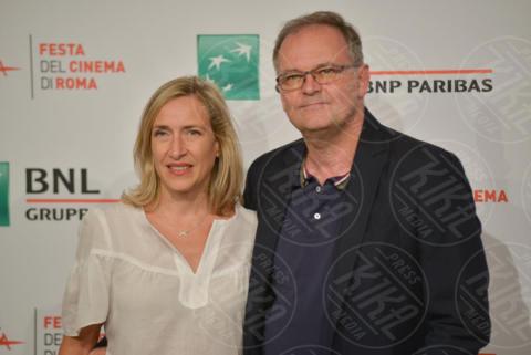 laure irrmann, Christian Carion - Roma - 28-10-2017 - Festa di Roma, Metti una notte con Cristiana Capotondi