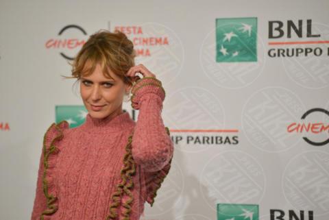 Elena Radonicich - Roma - 28-10-2017 - Festa di Roma, Metti una notte con Cristiana Capotondi